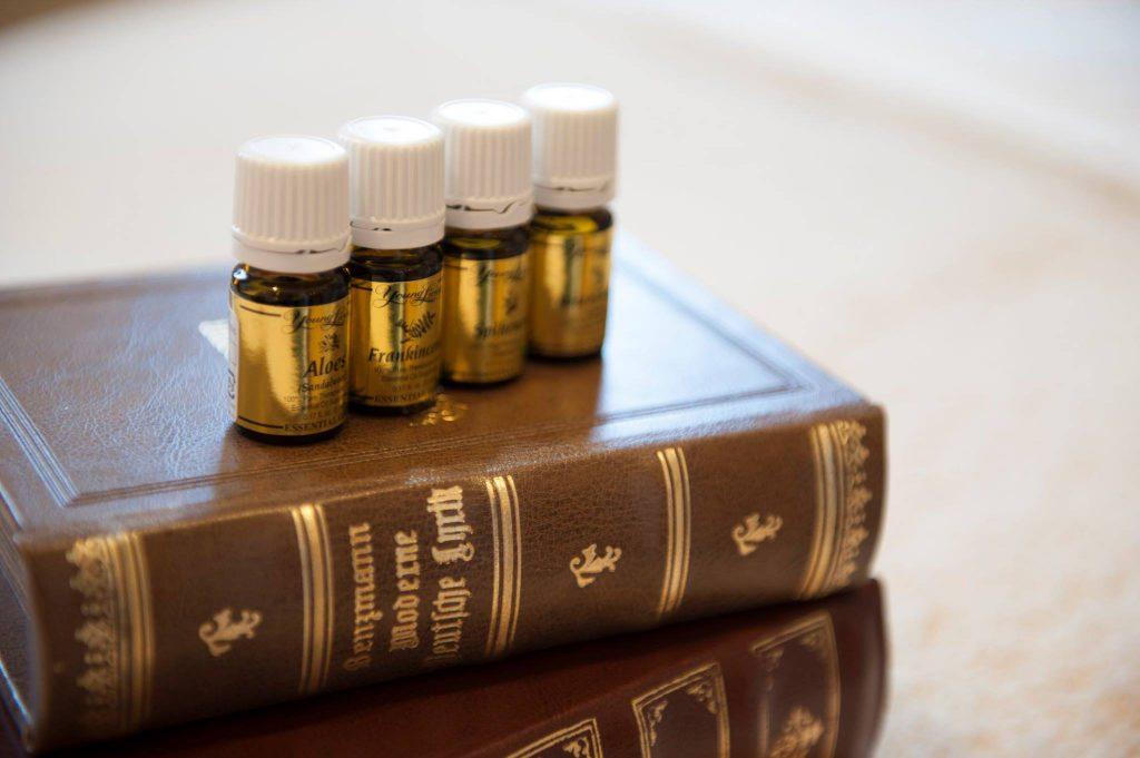 聖書のオイル